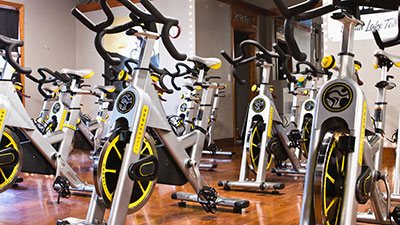 Bike Studio One is South Shore Bikes indoor cycling studio